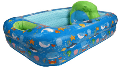 Walmart: Parent's Choice Inflatable Safety Bathtub for ONLY $11.88 + Free Store Pickup!
