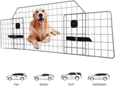 Amazon: Dog Barrier for SUV Car & Vehicles For $38.49 (Reg $69.99)