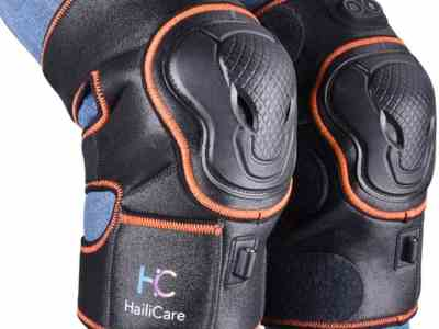 Amazon: Heated Knee Massager For $34.99 (Reg $69.99)