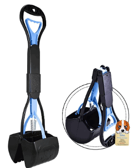 Amazon: Non-Breakable Pet Pooper Scooper for Dogs and Cats for ONLY $12.68