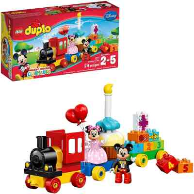 Amazon: 24 Pcs LEGO DUPLO Disney Mickey Mouse Clubhouse Mickey & Minnie Birthday Parade Disney Toy for $17.59 (Reg. $24.99)