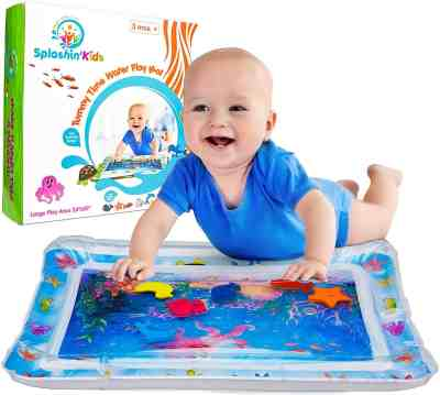 Amazon: Tummy Time Water Mat for $8.74 (Reg. $29.99)