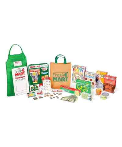 Zulily: Fresh Mart Grocery Store Companion Toy Set Now $16.99 (Reg $29.99)