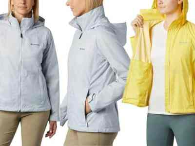 Columbia: Women's Switchback III Jacket ONLY $22.90 (Reg $60) – Don't Miss Out!