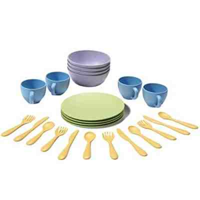 Amazon: Green Toys Dish Set Now $14.39 (Was $24.99)