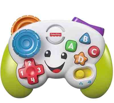 Amazon: Fisher-Price Laugh & Learn Game & Learn Controller, Multicolor for $7.00 (Reg $9.99)