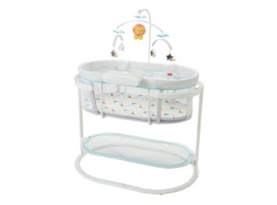 Amazon: Fisher-Price Soothing Motions Bassinet, Windmill for $116.94 (Reg. Price $161.99)