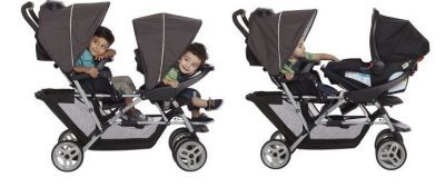 Amazon: Graco DuoGlider Double Stroller, Just $101.99 (Reg $169.99)