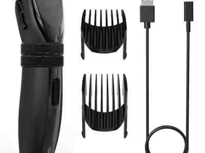 Amazon: 90% OFF on ieGeek Hair Clipper for Men