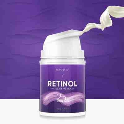 Amazon: HOPEMATE Premium Retinol Cream, Anti-Aging Moisturizer Cream 80% Off W/Code