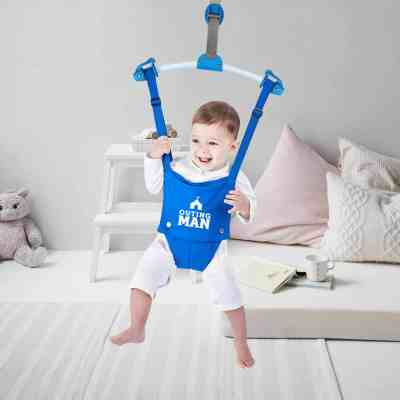 Amazon: OUTING MAN Door Jumper Swing for $34.99