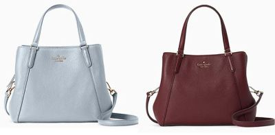Kate Spade: Satchel for JUST $95 + FREE Shipping (Regularly $379) – 5 Colors!
