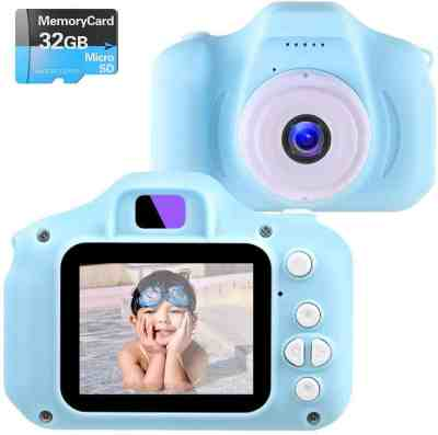 Amazon: Kids Toys Children Digital Camera for $15.49 (Reg. Price $30.98) after code!