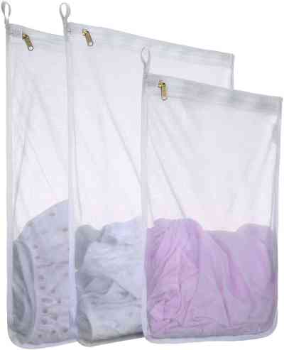 Amazon: 80% OFF on RoomyRoc Mesh Laundry Bag