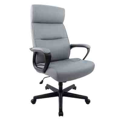 Staples: Rutherford Luxura Manager Chair, Gray $99.99 (Reg $169.99)