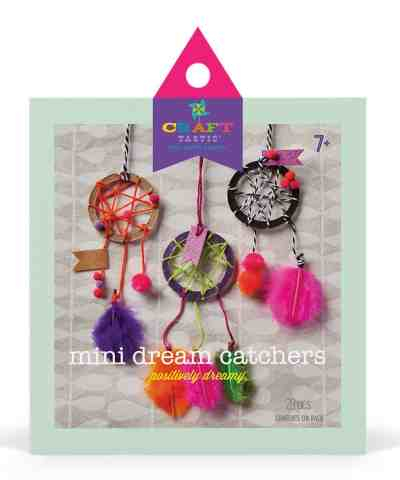 Zulily: Craft-Tastic Mini Dream Catchers For Only $5.79