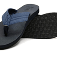 Amazon : Men's Yoga Foam Flip Flops Just $6.99 W/Code (Reg : $19.99)