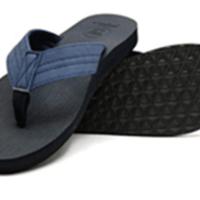 Amazon : Men's Yoga Foam Flip Flops Just $6.99 W/Code (Reg : $19.99)