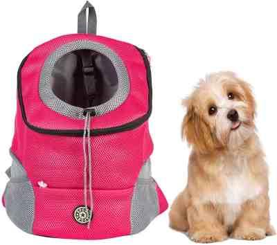 Amazon: Nabegum Dog Cat Backpack Carrier for $11.49