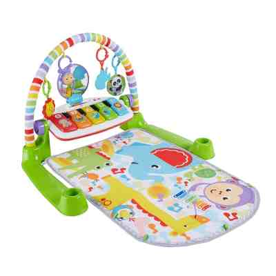 Amazon: Fisher-Price Deluxe Kick 'n Play Piano Gym for $28.95 (Reg. $49.99)