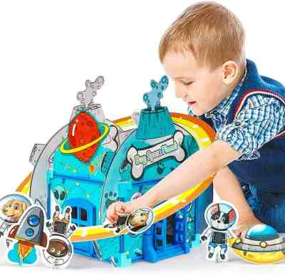 Amazon: Space Planet Dollhouse Set, 80% off after code and coupon!