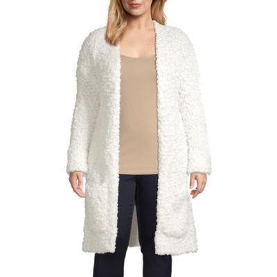 J C Penney : A.N.A-Plus Womens Long Sleeve Open Front Cardigan $17.99 (Reg. $60) + Store Pickup.