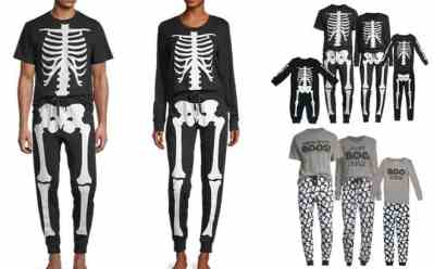 JCPenney: Matching Halloween Pajamas for The Family Starting at $14.99 (Reg $37)