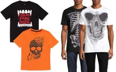 Walmart: Halloween T-Shirts & Leggings Starting at ONLY $4.88 – So Cute!