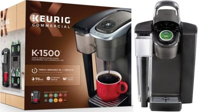 Staples: Keurig K-Cup Coffee Maker ONLY $159 + FREE 192 Pods + FREE Shipping (Reg $280)