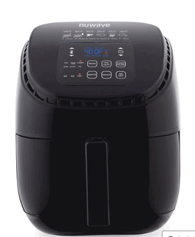 NuWave 3 Quart Brio Air Fryer - $59.99!! (Reg. $139.99)
