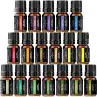 Amazon : 18 Aromatherapy Oils Just $1.80 W/Code + $10 Off Coupon (Reg : $25.99)