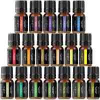 Amazon : 18 Aromatherapy Oils Just $1.80 W/Code + $10 Off Coupon (Reg : $25.99)
