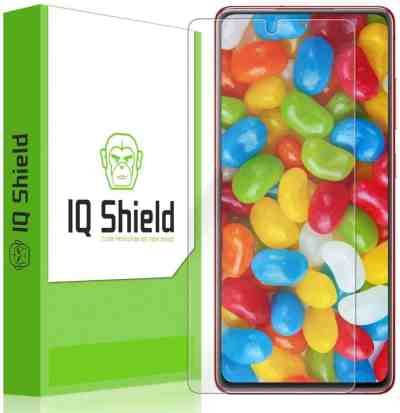 Amazon: 2 Pack Screen Protector Compatible with Samsung Galaxy S20 FE Only $0.99