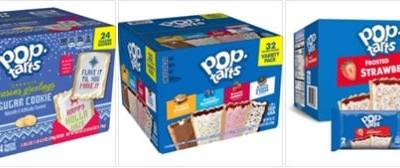Sam's Club: 24 Pack Pop Tarts Limited Edition Sugar Cookie Flavor, No Membership Required to purchase!