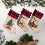 Amazon: 3Pack Christmas Stockings only $6.80 W/Code (Reg. $16.99)