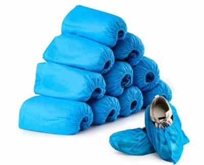Amazon: 50 Pairs Disposable Shoe Covers for $5.99 (Reg. Price $19.99) after code!