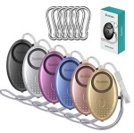 Amazon: 6 Pack Safe Sound Personal Alarm Set for $10.99 (Reg. Price $21.99)