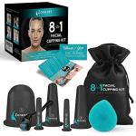 Amazon: 8 in 1 Silicone Facial Cupping Set for $12.99 (Reg.Price $29.99)
