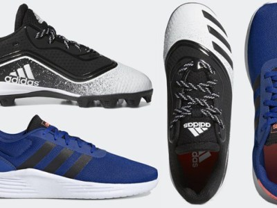 Adidas Shoes for the Family Up to 50% Off – Starting at ONLY $18.90 + FREE Shipping