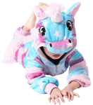 Amazon: Animal Onesie Costume Plush One-Piece Cartoon Cosplay Pajamas 80% Off W/Code + Coupon
