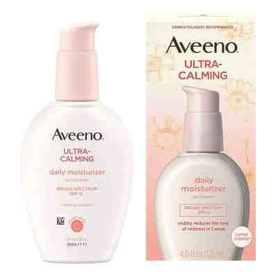 Amazon: Aveeno Ultra-Calming Daily Facial Moisturizer, Just $8.30 (Reg $13.88) with coupon, checkout via Sub&Save!