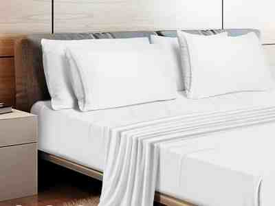 Amazon: Leafbay Twin Bed Sheets Set for $8.39