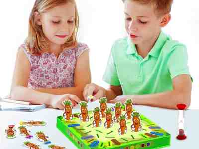 Amazon: Board Game, Kids Memory Game Help Color Recognition and Brain Development, Just $5.09 (Reg $15.99)