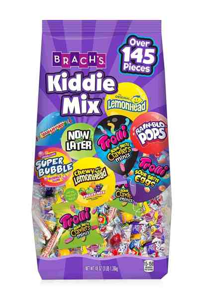 Amazon: Brach's Kiddie Mix Variety Pack Individually Wrapped Candies 48 Oz for only $6.45