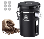Amazon: Flalivi Coffee Canister 22oz Only 11+