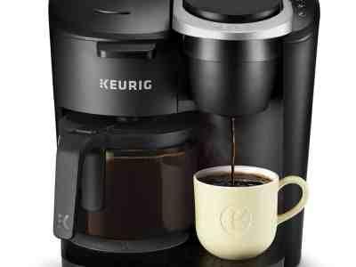 Walmart: Keurig K-Duo Essentials Coffee Maker $79.00 (Reg $99.00)