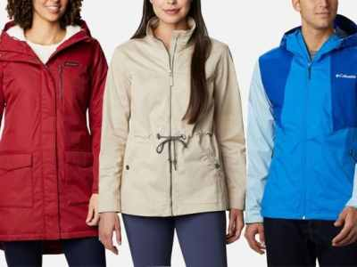 Columbia: Columbia Fall Jackets Starting at $34 Shipped