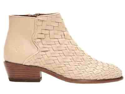 SHOEBACCA: Women's Carson Woven Bootie For $99.95 Was $298.00
