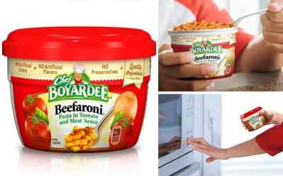 Amazon: Chef Boyardee Pasta 12 for $11 – JUST 93¢ Each!