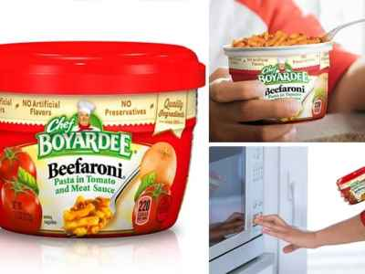 Amazon: Chef Boyardee Pasta 12 for $11 – JUST 93¢ Each!